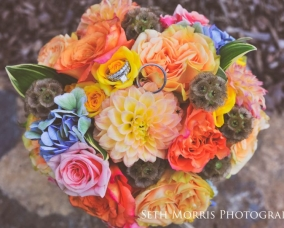 July 25.2015 brides bouquet