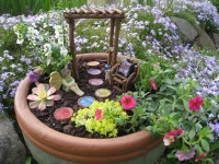"Miniature Garden ""Make & Take"" on        May 23rd"