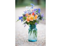 "Mason Jar Flower Arranging ""Make and Take"" on May 30th"