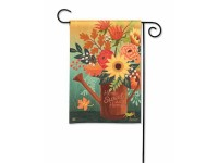 Garden Flag Autumn Sunrise