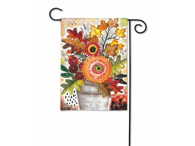 Garden Flag Fall Snippets