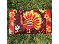 MatMates Folk Turkey