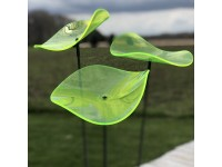 Suncatcher Lucy - Green (set of 3)