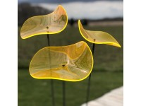 Suncatcher Lucy - Yellow (set of 3)